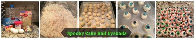 Cakeball Eyeballs